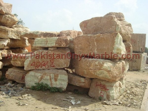 NATURAL STONE BEST QUALITY AFGHAN GREEN ONYX BLOCKS
