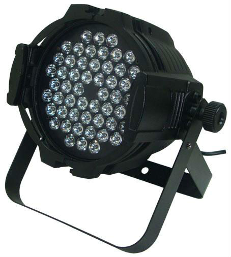 Big dipper waterproof 54pcs*3w led par moving head light