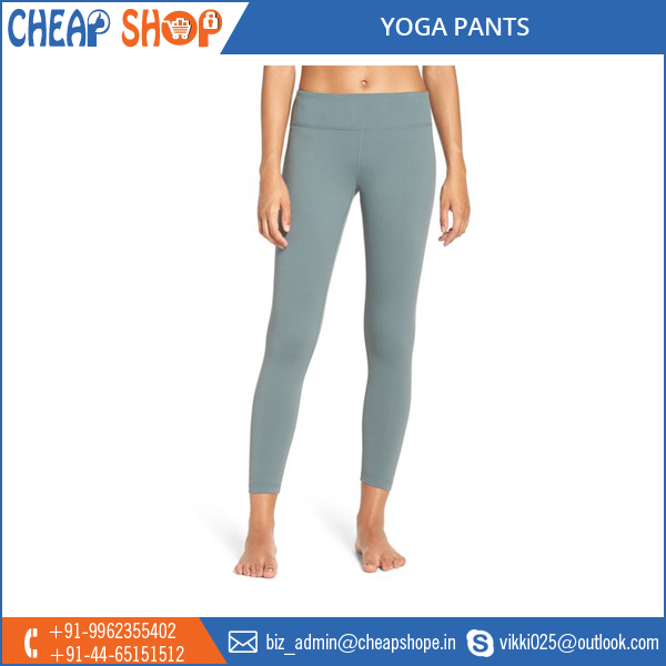 Premium Quality Fabric Made Fitness Yoga Pants for Yoga