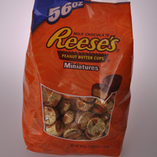 Reese's Peanut Butter Cups Miniatures 1.59KG