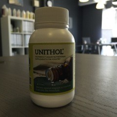 pharmaceutical manufacturers-unithol-chicken farm feed