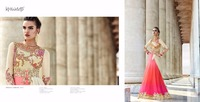 wedding designer Anarkali Salwar Kameez Indian Pakistani Ethnic Suit Bollywood