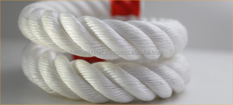 12mm PP rope and Twist rope/rappelling rope
