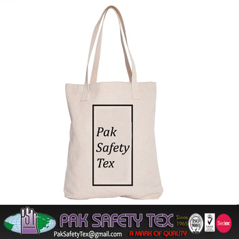New Hot-Sale Durable Shopping Canvas Fashion/Cotton Canvas Shopping Bags Pakistan