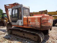 USED HITACHI 120 EX120-1 HITACHI EXCAVATOR FOR SALE