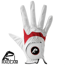 Cabretta Leather Golf Gloves, Sheep Skin Golf Glove, Golf Gloves for Men and Womens
