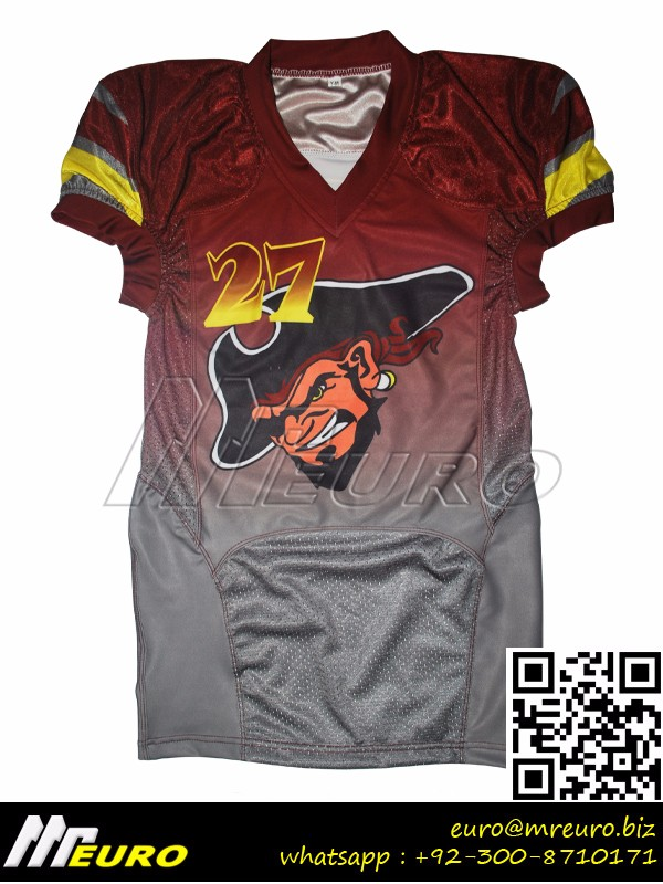 custom sublimation american football jerseys,American football uniforms