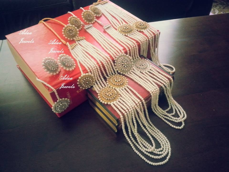 Indian Mala Necklace Sets