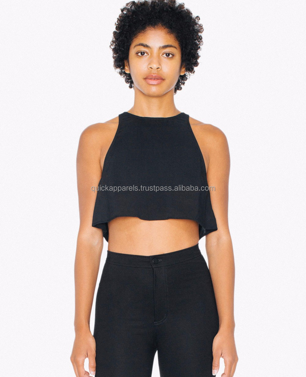 latest design Knitted Striped Crop Tops For Women or Girl