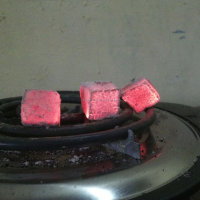 Indonesia Coconut Charcoal For Shisha And
