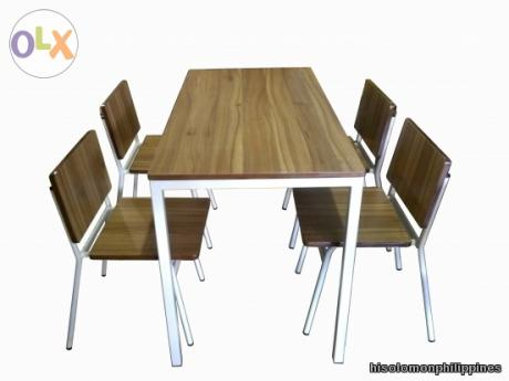 DINING TABLE AND CHAIRS, DINING SET