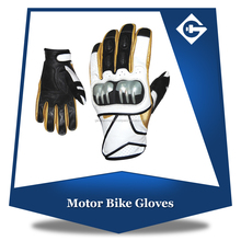 Hot Sell Short Motorbike Motorcycle Gloves