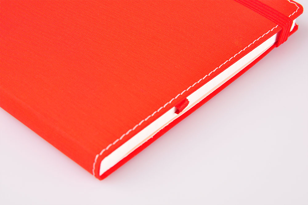 Flex Notebook with soft cover