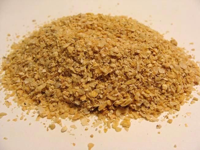 Organic extract soybean meal on hot sale