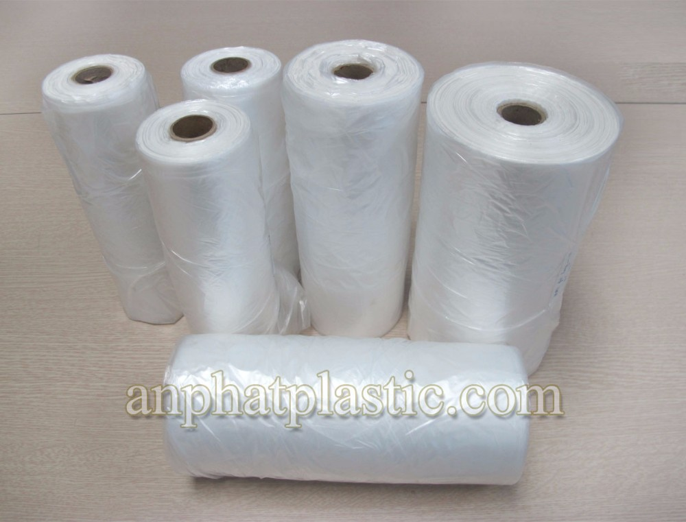 FRUIT BAGS PLASTIC ON ROLL FROM VIET NAM