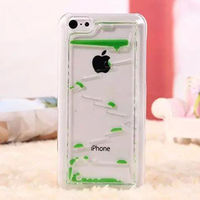 IMPRUE 3D Dynamic Crystal Clear Hard Case Back cover for iphone 5c