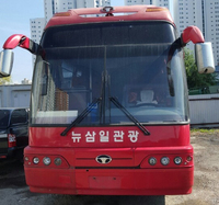 2005Y Daewoo BH120 Bus Good Price For Sale 380HP From Korean