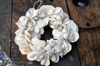 Seashell Ring Wreath Home Decor