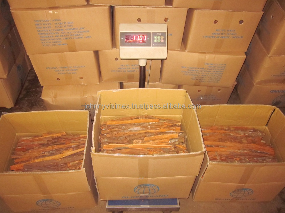 VIETNAM SPLIT CASSIA/CINNAMON CHEAP PRICE TO INDIA
