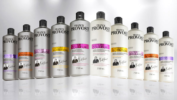 Provost Shampoo and Conditioner 750ml