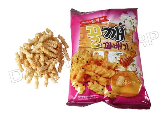 Honey Sesame Twist Snack