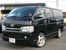 japanese toyota hiace super custom used car HIACE super GL 2009 at reasonable prices
