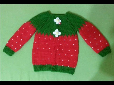 Get Quotations Hand Knitted Baby Sweater Cardigan Pattern Easy Vest Design