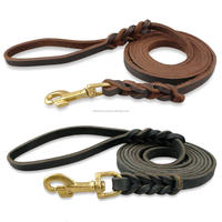 dog leash name brand dog collars and leashes braided leather dog collars and leashes