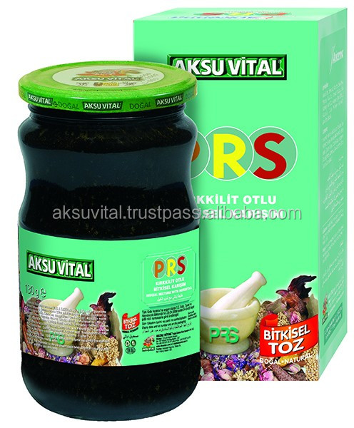PRS Paste Honey Herbal Mix for Benign Prostatic Hyperplasia (bph), Horsetail Extract, Saw Palmetto Extract, Honey
