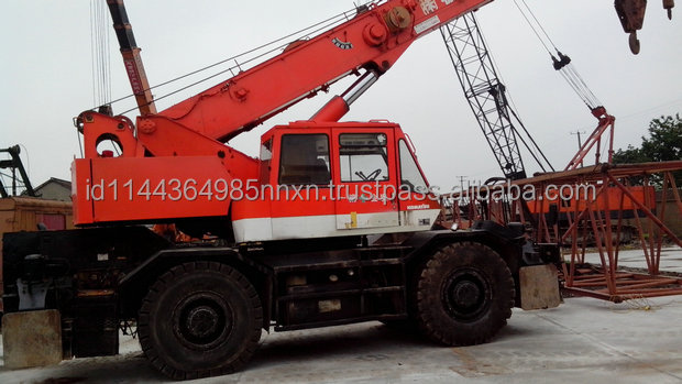 TADANO TR250 25 ton TR300 30ton selling a used crane truck Factory direct sale