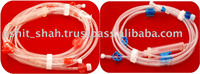 Blood Lines for Hemodialysis / Blood Tubing Set