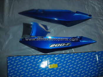 SEAT COWL ASSEMBLY FOR BAJAJ PULSAR 200 BLUE