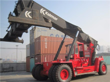 used 2013year KALMAR 45ton DRF450 container reach stacker