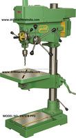 PA-DRILL BRAND 19 MM CAP. VERTICAL DRILLING MACHINE WITH 378 MM CENTER