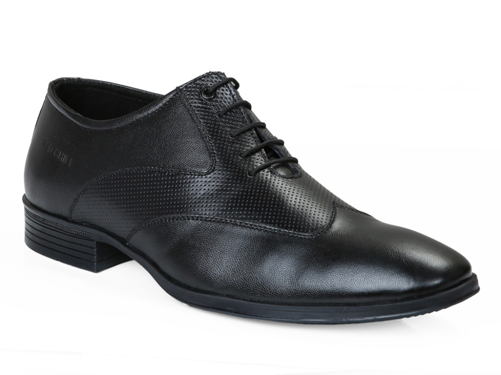 RED CHIEF RC1333A FORMAL SHOE Black