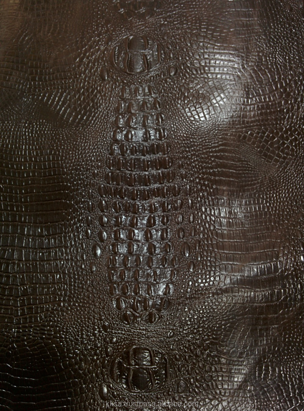 Cow Embossed Leather for Leather Goods - Black, Dark Brown, Tan, Teal, Fanta