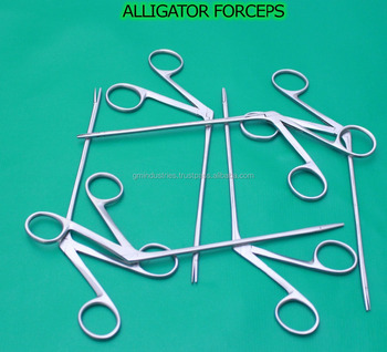 Alligator Forceps ENT Surgical Instruments
