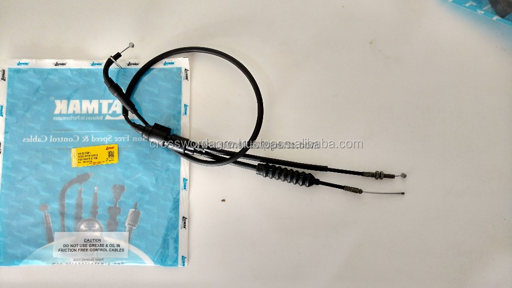 ACCELERATOR CABLE FOR BOXER CT 100