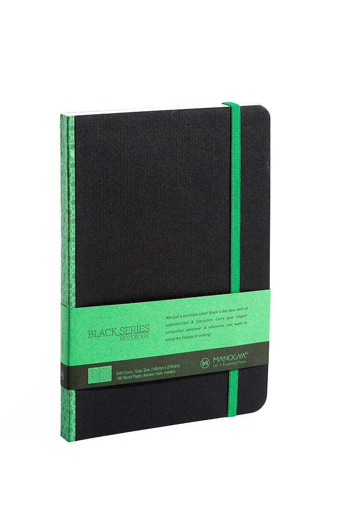 PREMIUM NOTEBOOK/ BEST WHOLESALE/ ACID FREE PAPER NOTEBOOK/ ELASTIC NOTEBOOK/ EASY SIZE 146mmX210mm