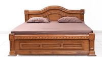 LOWEST PRICE DESIGN WOODEN BED