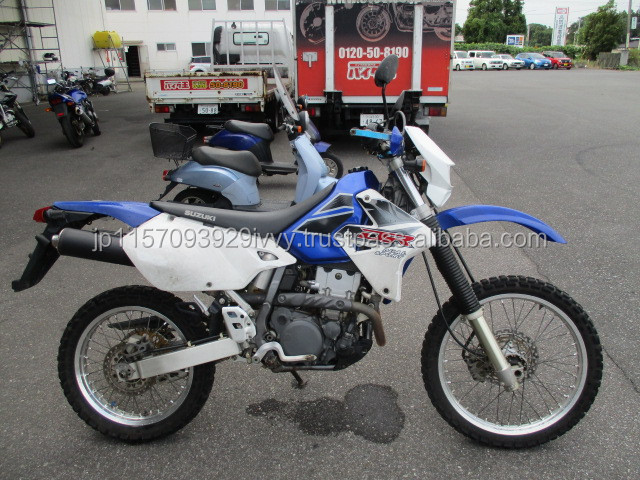 Various types High-performance suzuki used motorcycle for importers