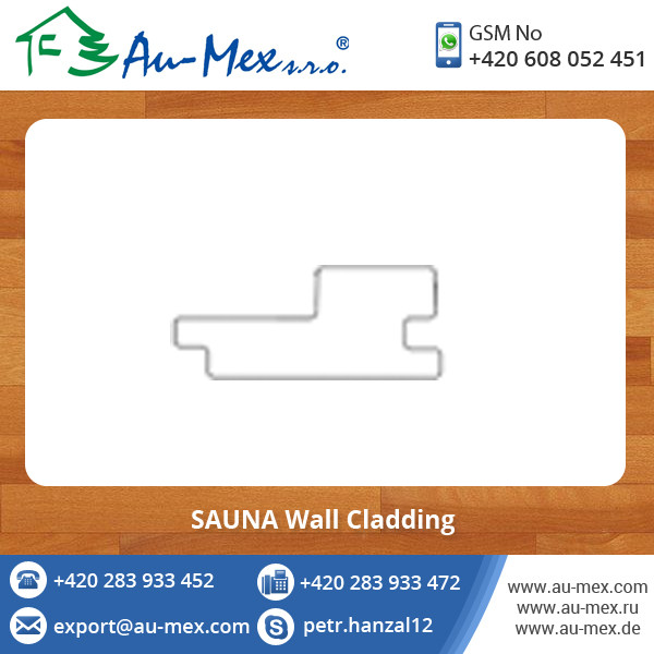 Range of Excellent Quality Timber Wall Profile Cladding at Wholesale Price