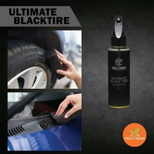 Ultimate Black Tire Product car care for tire wheel and protection tire car for high performance