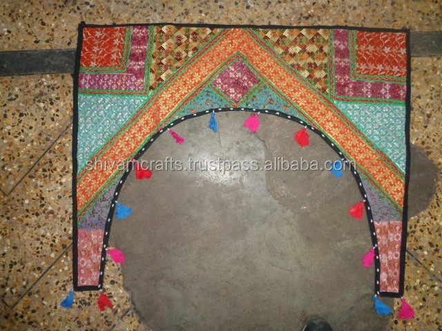 tribal patchwork big size toran door hangings