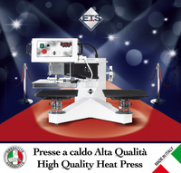 Heat presses - HIGH QUALITY - Made in ITALY