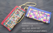 Kuchi pashtunistan nomad banjara afghan beauty pouch qw
