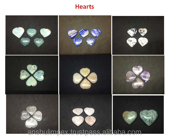 Wholesale Rainbow Moonstone flat hearts, stone hearts, flat hearts, crystal hearts, wholesale lot.