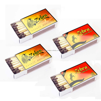 We can supply all kinds of specification Safety match with Zebra Brands