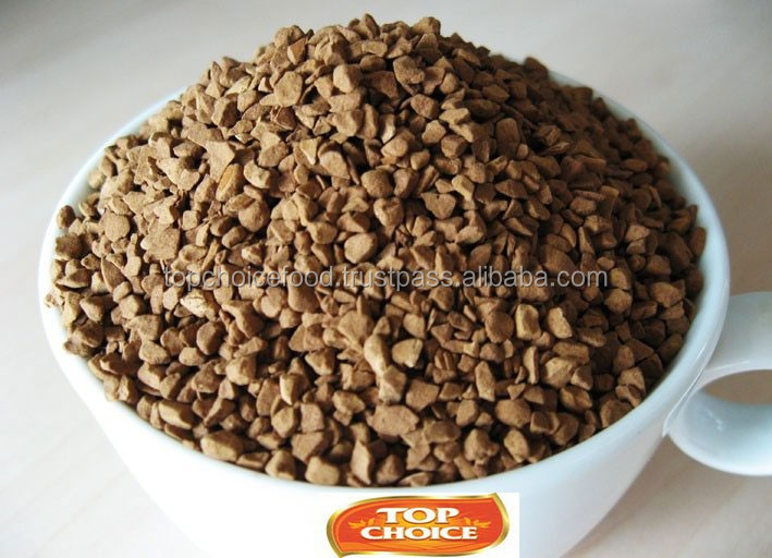 MEDIUM ROAST FREEZE DRIED COFFEE FROM MANUFACTURER (25 KG/CARTON)