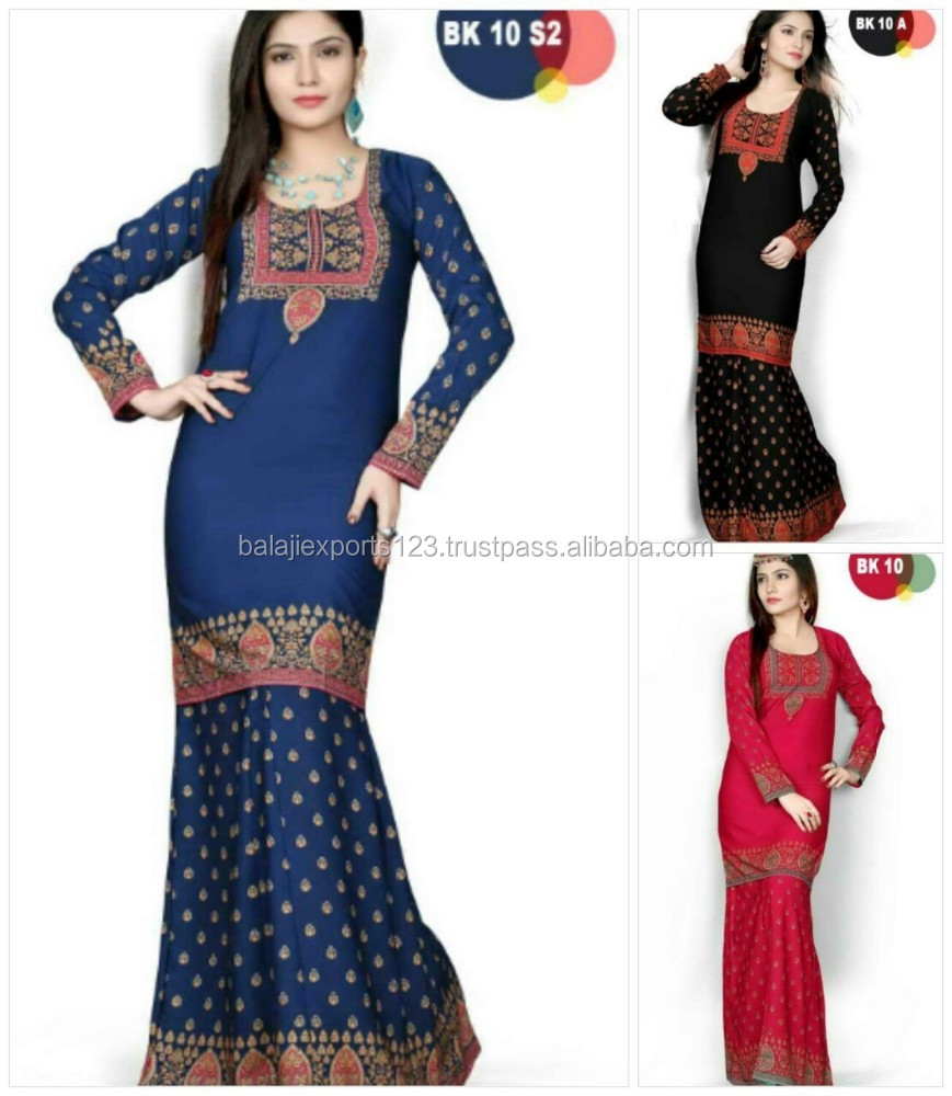 Womens' Fashion Kurta/Baju Kurung
